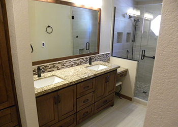 new bathroom Flagstaff Arizona