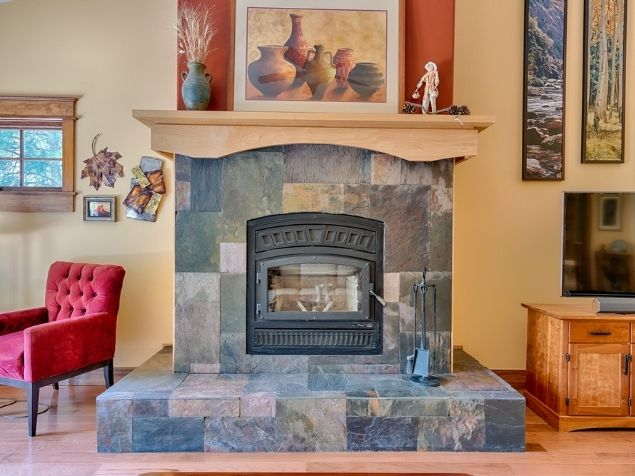 Fireplace Outlook Construction and Remodeling Flagstaff Arizona