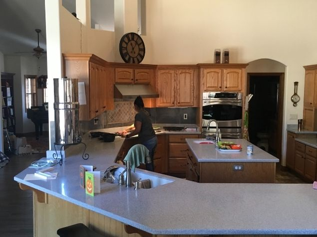 kitchen Outlook Construction and Remodeling Flagstaff Arizona