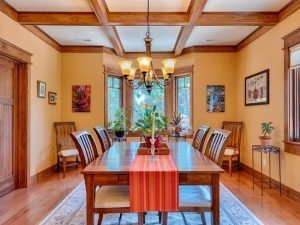 Dining Room Outlook Construction and Remodeling Flagstaff Arizona