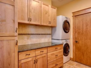 laundry room Outlook Construction and Remodeling Flagstaff Arizona