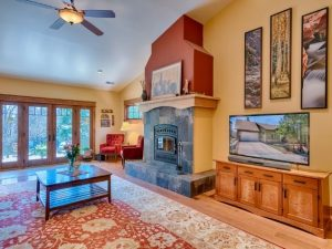 Living room Outlook Construction and Remodeling Flagstaff Arizona